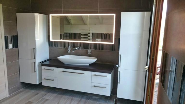 Projekt Badezimmer